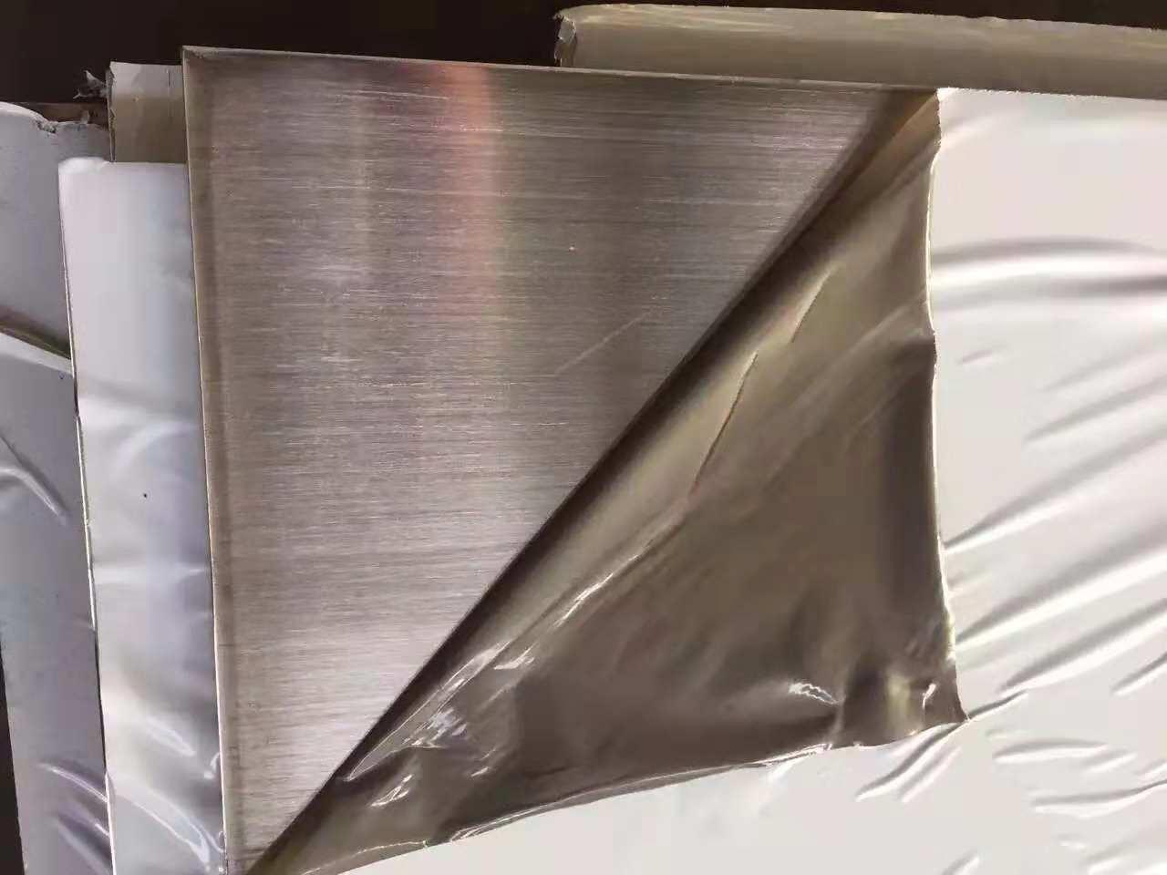 不锈钢拉丝板